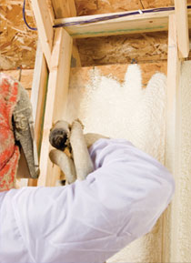Toledo Spray Foam Insulation Services and Benefits